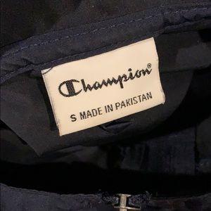 Champion Penn State Windbreaker Jacket With Hood